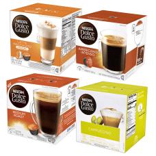 Nescafe Dolce Gusto Coffee Capsules Bundle