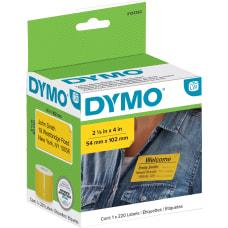 Dymo Label Writer Multi Purpose Labels