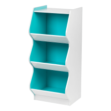 IRIS 3 Tier Curved Edge Storage