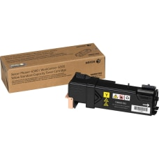 Xerox 106R01593 Yellow Toner Cartridge