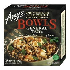 Amys General Tsos Bowls 8 Oz