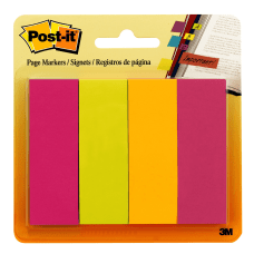 Post it Notes Page Markers 1