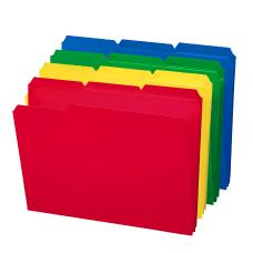 Smead Poly File Folders 9 12