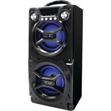 Sylvania SP328 Bluetooth Speaker System Black