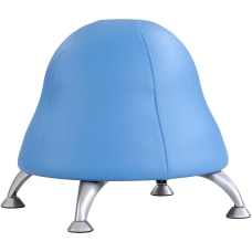 Safco Runtz Ball Chair Baby Blue