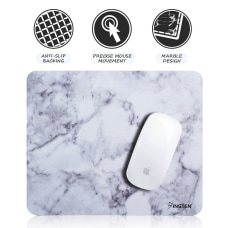 Marble Mouse Pad By Marble Patterned