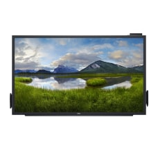 Dell 55 4K LED Touch Screen
