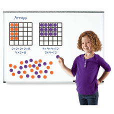 Learning Resources Giant Magnetic Array Set