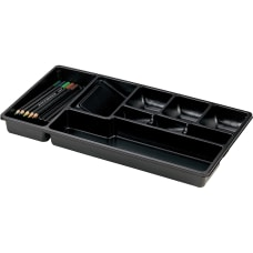 OIC Economy Plastic 9 Compartment Storage
