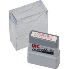 OIC Self inking FaxDate Stamp MessageDate