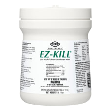 Clorox Healthcare EZ Kill Quat Alcohol