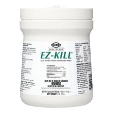 Clorox Healthcare EZ Kill Quat Alcohol