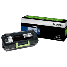 Lexmark 62D1X0E Remanufactured High Yield Black