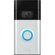 Ring HD Video Doorbell 2 Satin