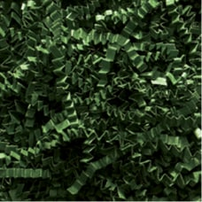 Partners Brand Forest Green Crinkle PaPer