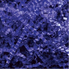 Partners Brand Royal Blue Crinkle PaPer