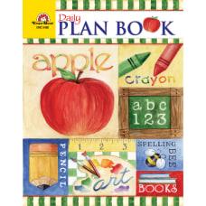 Evan Moor Daily Plan Book School