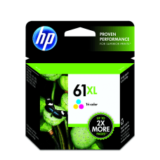 HP 61XL High Yield Original Ink