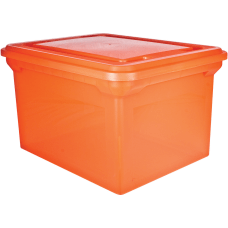 Office Depot Brand Plastic File Tote