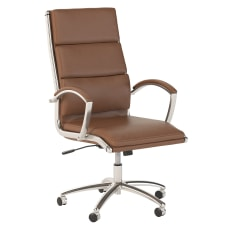 Bush Business Furniture Modelo Bonded Leather