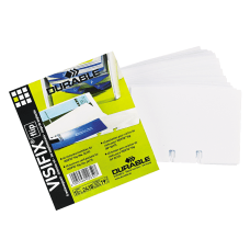 VISIFIX Business Card Pocket Refills Pack