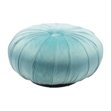 Zuo Modern Bund Ottoman Light Blue