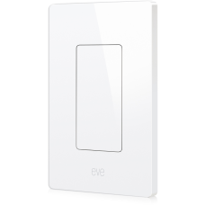 Eve Light Switch Connected Wall Switch