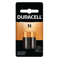 Duracell Security Alkaline 12V Photo N