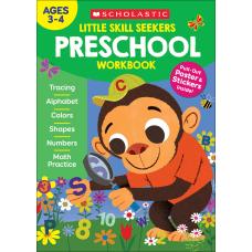 Scholastic Little Skill Seekers Preschool Workbook