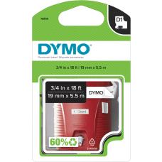 Dymo Permanent Tape Cartridges 34 Width