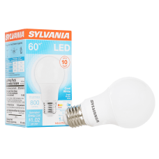 Sylvania A19 800 Lumens LED Bulbs