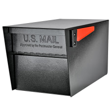 Mail Boss Mail Manager Rear Locking