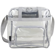 Eastsport Clear Stadium Tote Bag 12