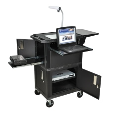 H Wilson Ultimate Presentation Station With
