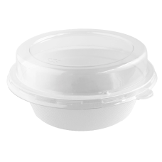 StalkMarket PET Dome Lids For 16
