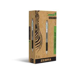 Zebra Eco Jimnie Clip Retractable Ballpoint
