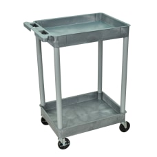 H Wilson Plastic Tub Cart 37