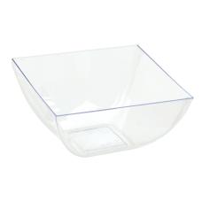 Amscan Plastic Bowls 16 Oz Clear