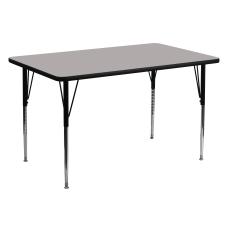 Flash Furniture 60W Rectangular HP Laminate