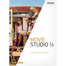 Vegas Movie Studio v 16 License