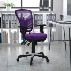 Flash Furniture Ergonomic Mesh Mid Back