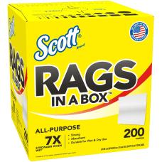 Scott Rags All Purpose Wipe 10