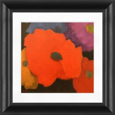 Timeless Frames Marren Framed Floral Artwork