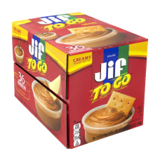 Jif To Go Peanut Butter Dipping