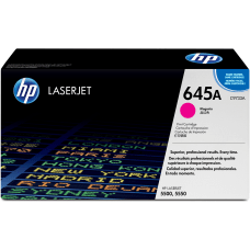 HP 645A Magenta Original Toner Cartridge