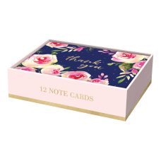 Lady Jayne Thank You Note Cards
