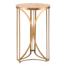 Zuo Modern Large Spinner Table Round