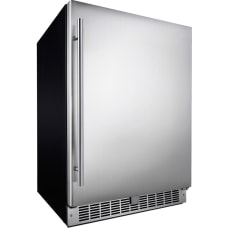 Silhouette Niagara 24 Integrated All Refrigerator