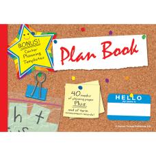 Carson Dellosa The Deluxe Plan Book