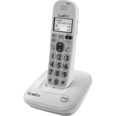 Clarity D702 Amplified Cordless Big Button